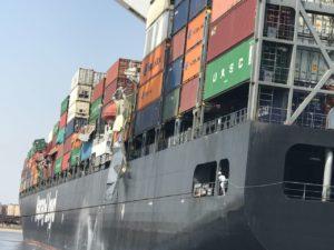 vessel accident Tolten